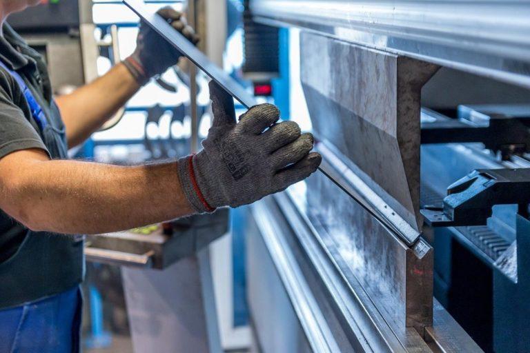 Malowanie proszkowe stali